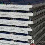 EPS 샌드위치 합성 지붕 물결 모양 패널판
