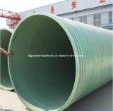 Tubo de alta resistencia del abastecimiento de agua del tubo del poliester del tubo de la resina de epoxy del tubo de la fibra de vidrio del tubo de Gre del tubo del tubo GRP de FRP