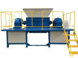 Metallreißwolf für die Wiederverwertung des überschüssigen Auto-Metalltrommel-Abfall-Gummireifens, der Maschine aufbereitet