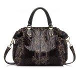 方法蛇紋岩は印刷するPUの革ハンドバッグの女性のボストン袋(WDL0894)を