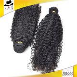 Tissage brésilien profond de cheveu de Remy 9A d'onde/cheveux humains de Vierge