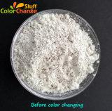 Changement de couleur bleu UV sensibles le pigment de gel de silice