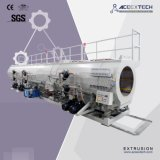 Mit hohem Ausschuss Plastikpolyäthylen-Rohr-Extruder-Maschine