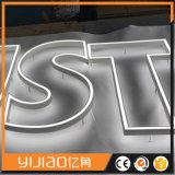 De professionele LEIDENE van de Tekens van de Brieven van het Kanaal van de Douane van de Fabriek Acryl Mini Plastic Brief van het Kanaal