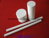 Rod di ceramica di vetro lavorabile alla macchina bianco personalizzato