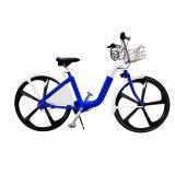 '' la parte pubblica della città 26 Bikes le biciclette con il sistema astuto dell'affitto di GPS GPRS Bluetooth della serratura