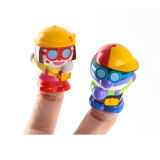 رسم متحرّك مضحكة بلاستيكيّة إصبع لعبة لأنّ أطفال هبة