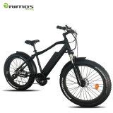 bici gorda eléctrica del neumático del MEDIADOS DE mecanismo impulsor 26X4.0 con la batería ocultada
