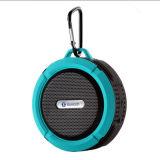 Caixa impermeável do altofalante de Bluetooth do copo da sução da voz portátil ao ar livre