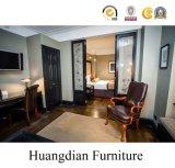 Muebles del hotel de las camas matrimoniales del sitio de los gemelos (HD1026)