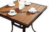 屋外の/Rattan/庭は/テラスのホテルの家具のPolywoodの家具椅子及び表セットした(HS 3002C& HS7123DT)
