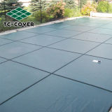 Verdampfung-Sicherheits-Winter-Mikroineinander greifen-Pool-Deckel im Ineinander greifen für verhindernd, Blatt verhindern