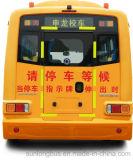 Nuovo Sunlong scuolabus diesel giallo Slk6100 di obbligazione di 2017