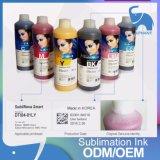 Tinta del traspaso térmico de Sublimaiton del tinte para la materia textil/la taza
