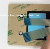 Appareil étanche Pet interrupteur à membrane du clavier du circuit d'impression