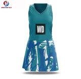 Superiori poco costosi progettano l'usura per il cliente Sleeveless del vestito da Cheerleading di forma fisica per i capretti