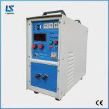 Portátil de 16 kw de calentamiento por inducción de alta frecuencia máquina