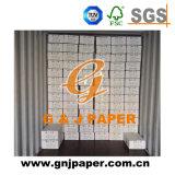 Papel blanco de pila de discos modificado para requisitos particulares del sulfito para el embalaje del emparedado
