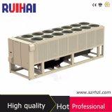 Anodisierter industrielle Aluminiumluft-kühler Schrauben-Kühler