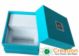 Kreative verpackende/aufbereitete Luxuxpapiergeschenk-Kästen Uhr