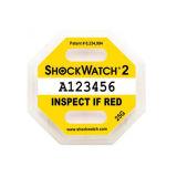 De hete Shakeproof Sensoren van de Indicator van de Schok van Shockwatch G