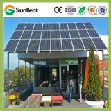 210W 태양 에너지 시스템 사용 Molycrystalline 태양 전지판