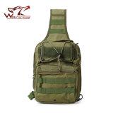 6 couleurs Hotsale 600d Outdoor Sports Militaires de l'épaule Camping Camping de chasse tactique de randonnée sac sac à dos Sac de poitrine de l'utilitaire