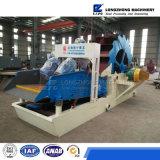 高性能のバケツのタイプ砂の洗濯機プラントおよび車輪の砂機械プラント