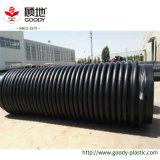 Sn12.5 Dn300のPEの下水管管水伝達管
