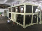 140tons /655.6kw, das Kapazitäts-Luft abgekühlten Schrauben-Kühler-Wasser-Kühler abkühlt