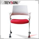 도매 학교 가구 이용된 플라스틱 및 직물 접는 의자