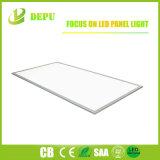 Luz del panel ahuecada LED libre de la luz del panel 300X600 del parpadeo ultrafino para el propósito comercial