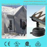 Niedriger Preis energiesparendes Belüftung-Schmelzschnee-Heizungs-Kabel