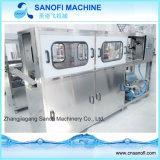 Máquina de rellenar del agua pura aséptica completamente auto de 5 galones