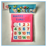 Children Intellectual Moveable 15 Grids Toys