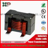 Un fil plat SMD inductances à courant élevé