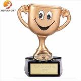 Klienten-Entwurfs-Sport-Medaillen-Trophäe-Cup hergestellt in China
