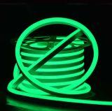 Grünes LED-Flexneon für umreiß-Beleuchtung, Laden- mit Schaufensterdekoration