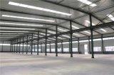 Edificio ligero de la estructura de acero para el taller industrial