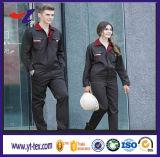 Настраиваемый логотип куртка устанавливает рабочей одежды женщин или мужчин форму рабочей Workwear