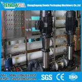 Impianto di per il trattamento dell'acqua a due fasi dell'acciaio inossidabile