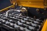 XCMG платформа грузоподъемника мотора AC батареи Hoppecke 2 тонн миниая электрическая