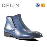 Couleur personnalisée Hommes Chaussures en cuir de vache Boot occasionnel
