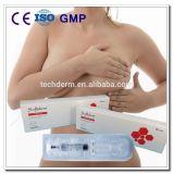 Enchimento cutâneo Injectable do Ha para a cirurgia cosmética com CE (Derm mais 10ml)