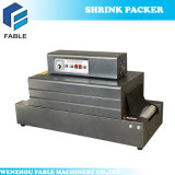 Machine à emballer de rétrécissement de la chaleur de bouteille/machine automatique de rétrécissement de la chaleur de piston (BSD450)