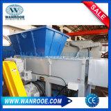 De enige Ontvezelmachine van de Schacht voor het Recycling van Geweven Zak/Plastic Film/Document