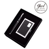 1. DIY昇進のためのセットのペンが付いている新しいデザインPUの革