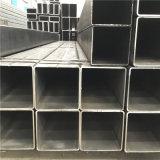 ASTM A500 Gr. B에 의하여 기름을 바르는 까만 사각 구렁 단면도 관