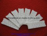 Piastrina di ceramica dell'alta allumina industriale