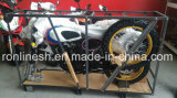 A sujeira via Style Aprendiz Euro4 125cc jurídica legal da rua/estrada Retro Motociclo ECE/Vintage CEE Motociclo/Estilo Scrambler Motociclo/Classic Moto CBS